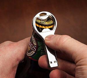 флашка памет с отварачка за бира
