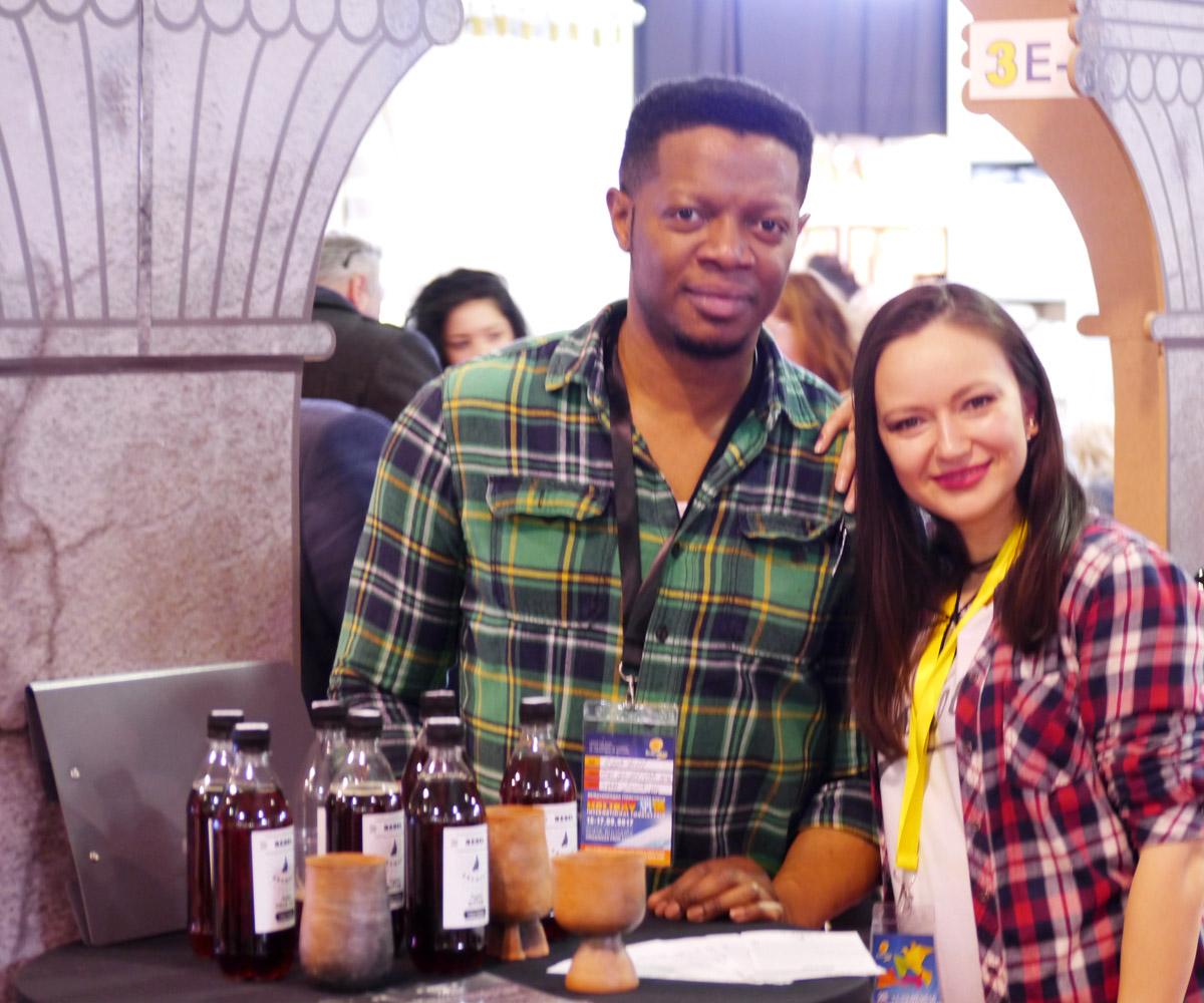 Любка и Робърт Хенри от Направи си бира