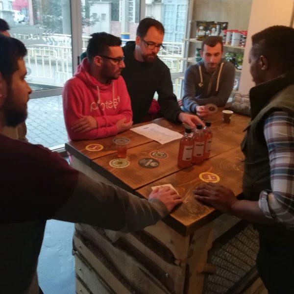 Урок по пивоварство от зърно