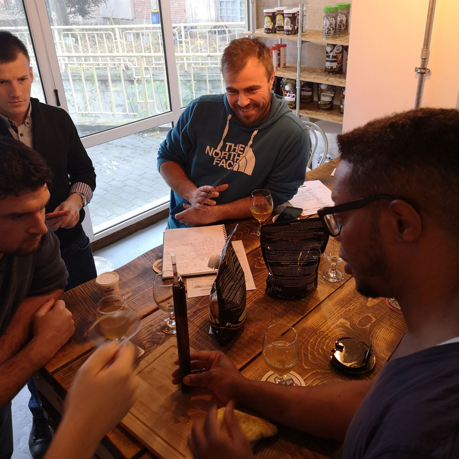 Урок по пивоварство от малцов екстракт