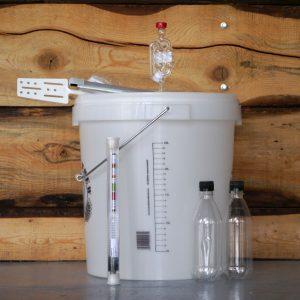 Комплект за ферментация на 23 литра бира, стартов пакет за бира от кит за малцов екстракт - Направи си бира
