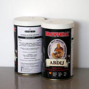 Аби бира, Брюфърм Абатска бира, охмелен малцов екстракт - малцови екстракти от Направи си бира
