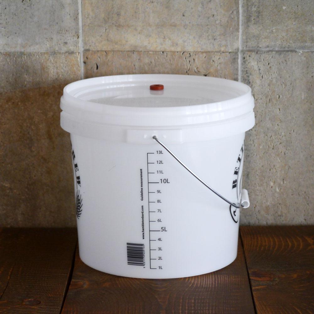 Съд за ферментация на бира 16 литра – Направи си бира