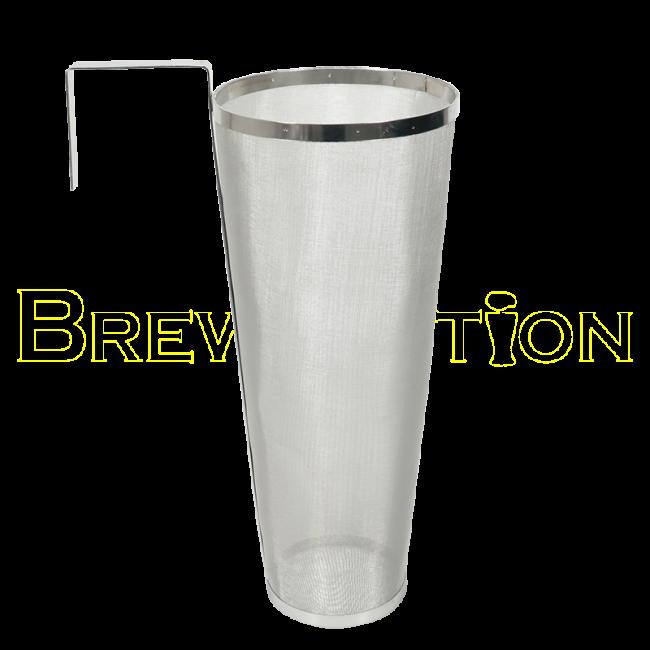 Цедка за хмел, Хоп спайдър към система за пивоварене Брюстър Бийкън – Направи си бира ООД