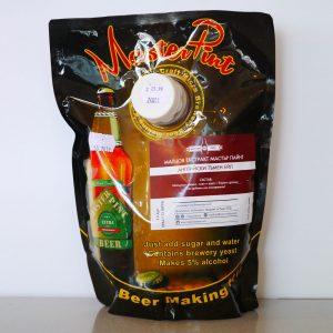 Мастър Пайнт Тъмен Ейл, охмелен малцов екстракт - малцови екстракти от Направи си бира