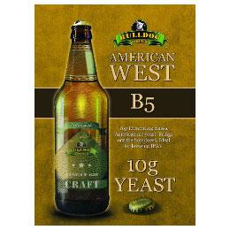 Bulldog B5 Американски западни дрожди
