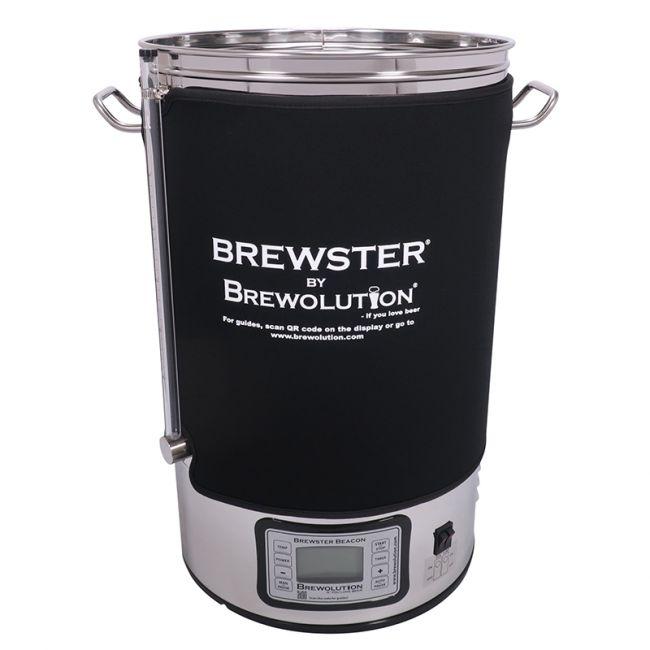 Яке за изолация на система за пивоварене Брюстър Бийкън – домашен пивовар, Направи си бира ООД