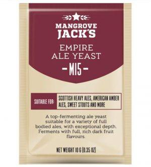 Mangrove Jack's M15 EMPIRE ALE дрожди за бира