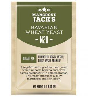 Mangrove Jack's M20 BAVARIAN WHEAT бирени дрожди