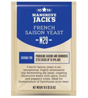 Mangrove Jack's M29 FRENCH SAISON бирени дрожди