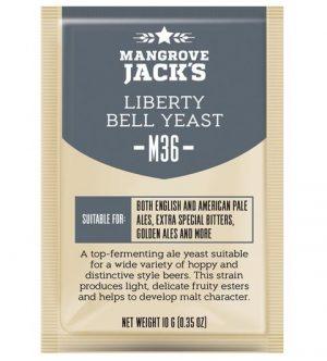 Mangrove Jack's M36 LIBERTY BELL ALE бирени дрожди