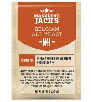 Mangrove Jack's M41 BELGIAN ALE бирени дрожди