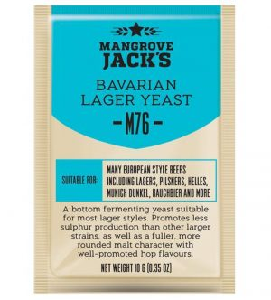 Mangrove Jack's M76 BAVARIAN LAGER бирени дрожди