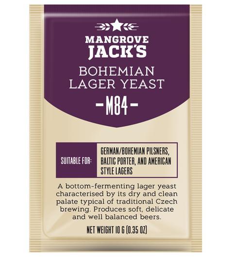 Mangrove Jack's M84 BOHEMIAN LAGER бирени дрожди