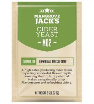 Mangrove Jack's M02 CIDER дрожди за сайдер