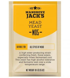 Mangrove Jack's M05 MEAD YEAST дрожди за медовина