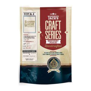 Mangrove Jack's Баварска Пшенична Бира, екстракт за домашна крафт бира - Направи си бира ООД, магазин за домашния пивовар