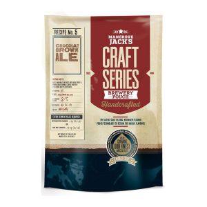 Mangrove Jack's Шоколадов Кафяв Ейл, екстракт за домашна крафт бира - Направи си бира ООД, магазин за домашния пивовар