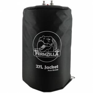 Яке за изолация на Fermzilla 27, коничен ферментатор и кег за бира - всичко за домашната бира, Направи си бира ООД