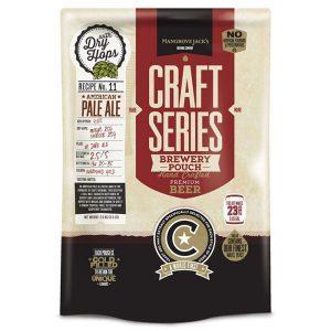 Mangrove Jack's Американски Светъл Ейл със сухо охмеляване, екстракт за домашна крафт бира - Направи си бира ООД, магазин за домашния пивовар
