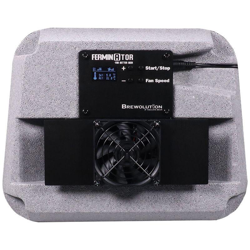 Brewolution Модул за охлаждане и нагряване на Ferminator , камера за ферментация с контрол на температурата – Направи си бира ООД