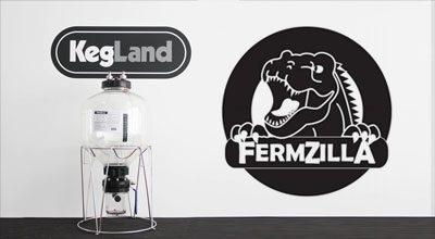 FermZilla - ферментатор и кег в едно от KegLand - Направи си бира ООД, представител за България