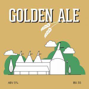 Golden Ale - кит и рецепта за домашна крафт бира, създадена от Робърт Хенри - бирата от класната стая по пивоварство