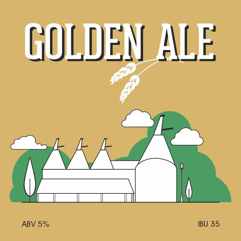 Golden Ale – кит и рецепта за домашна крафт бира, създадена от Робърт Хенри – бирата от класната стая по пивоварство