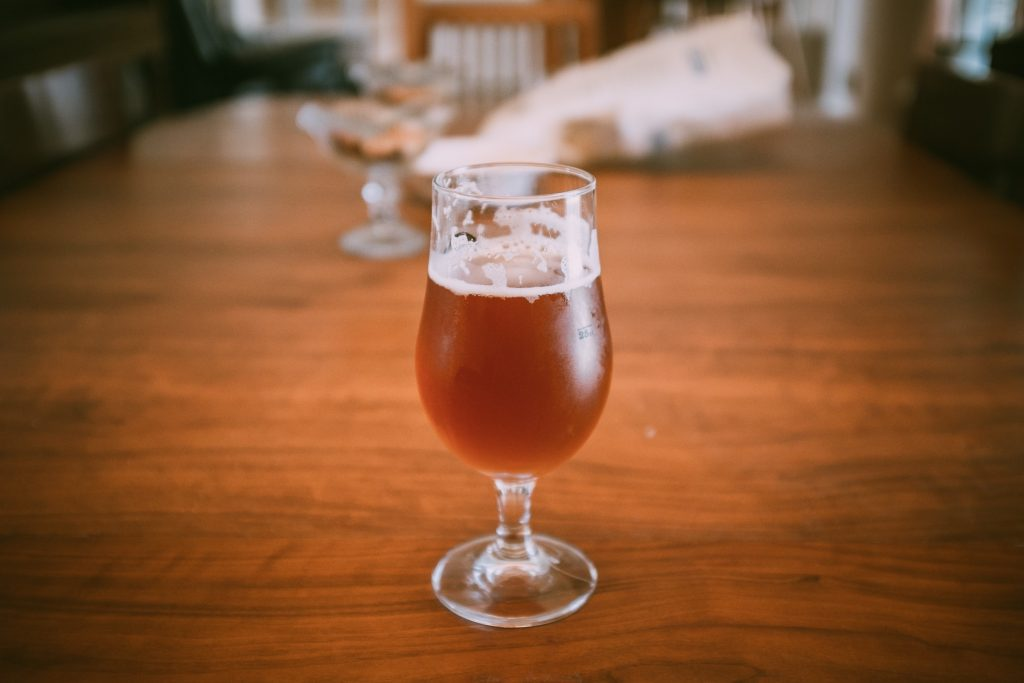 West Coast IPA - една по-светла и по традиция добре охмелена бира с висока горчивост
