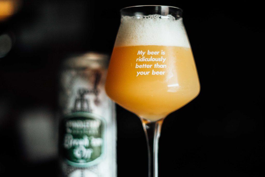 Hazy IPA - мека, негорчива бира с цитрусови плодови нотнки