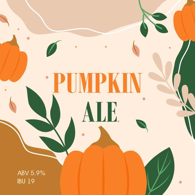 Pumpkin Ale – кит и рецепта за домашна крафт бира, вкусът на есента в чаша бира – магазин за домашния пивовар