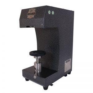 Cannular Компактна полуавтоматична машина за затваряне на кенове, без лостове само с бутони - магазин за крафт пивовара, Направи си бира ООД