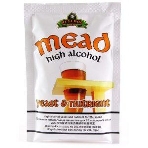 Bulldog Дрожди и нутриенти за медовина - магазин за домашния пивовар, Направи си бира