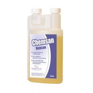 Chemsan, Кемсан 250мл препарат за почистване на пивоварно оборудване без изплакване - магазин за домашния пивовар, Направи си бира