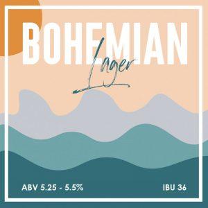 Bohemian Lager - кит за варене на домашна крафт бира, създадена от Робърт Хенри - майстор пивовар в Направи си бира ООД